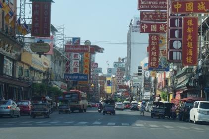Bangkok - Çin Mahallesi